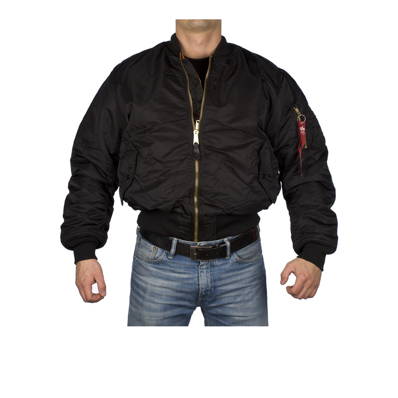 alpha industries engine bomberjacke fliegerjacke neu