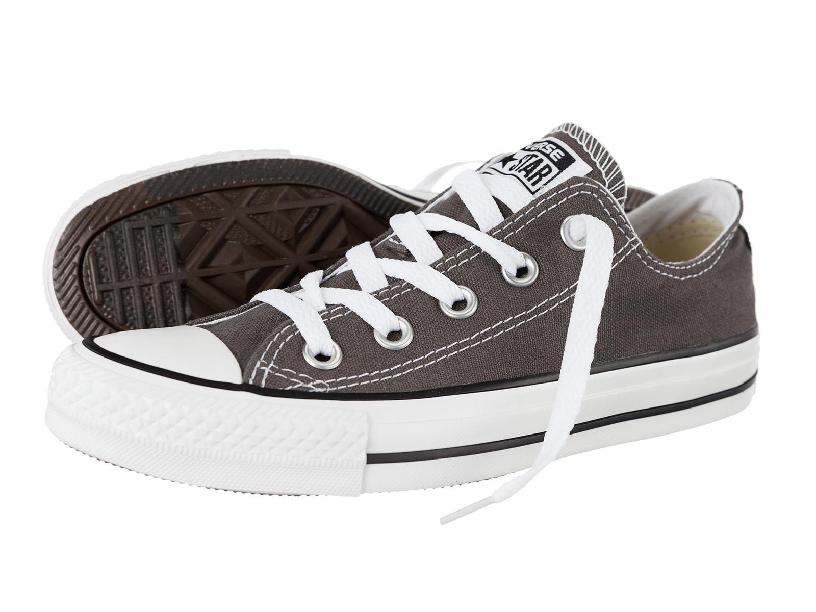 Converse Unisex Sneakers All Star Scarpe Da Ginnastica Stringate Basse In Tela