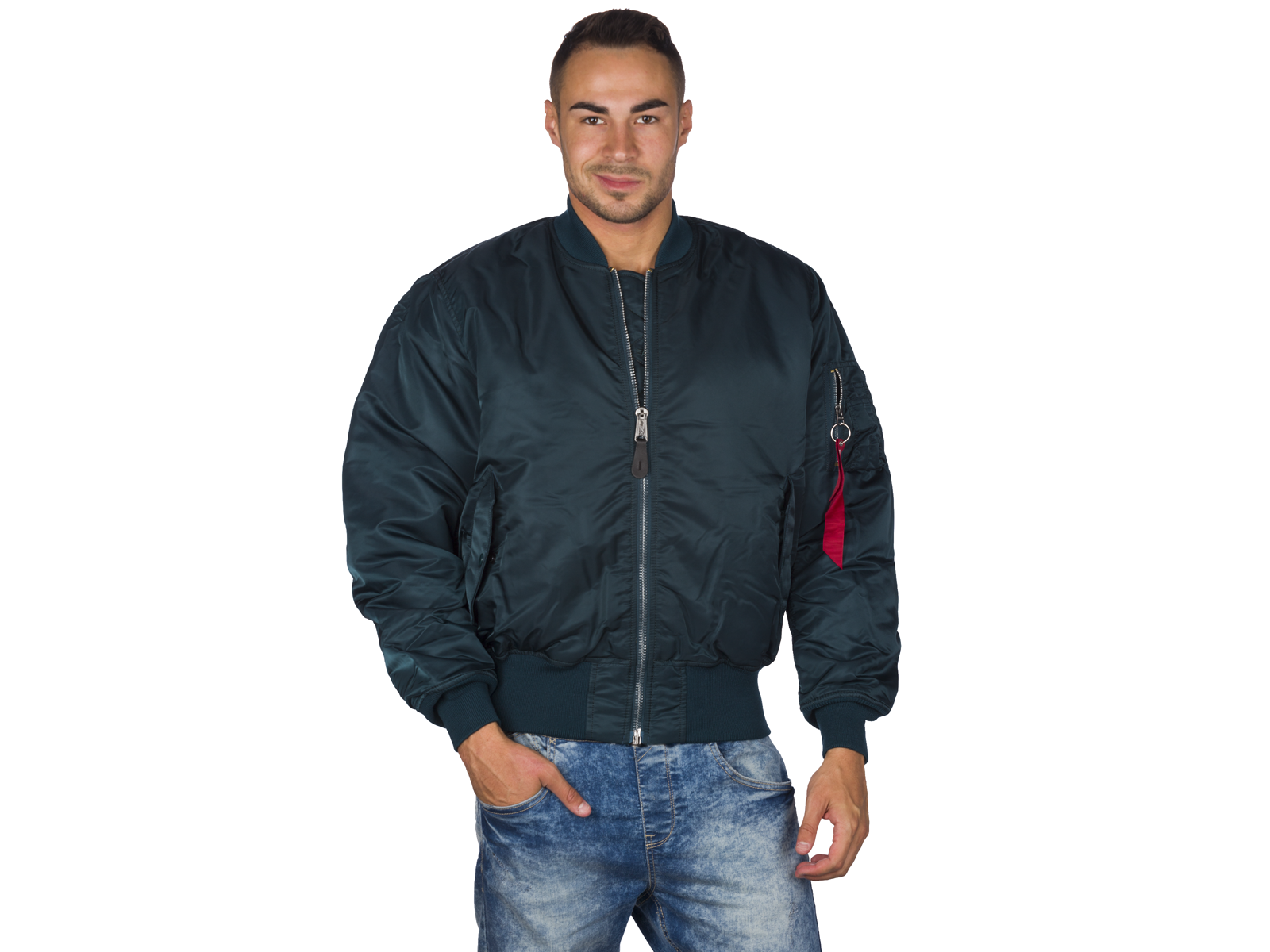 alpha industries originals ma 1 herren bomberjacke. Black Bedroom Furniture Sets. Home Design Ideas