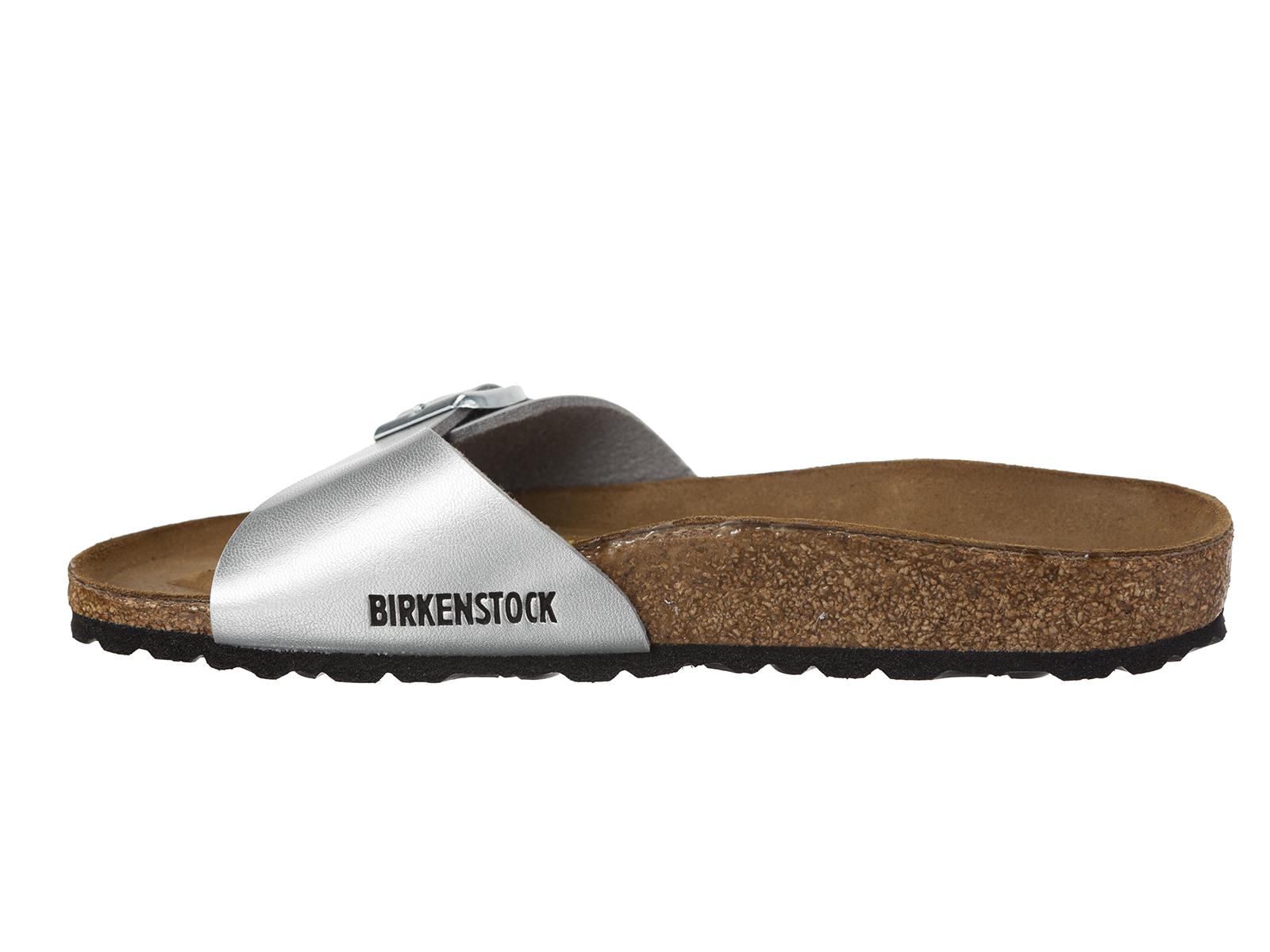 Birkenstock-Donna-Madrid-Ciabatte-Sandali-Scarpe-Estate-Da-Infilare-Fibbia