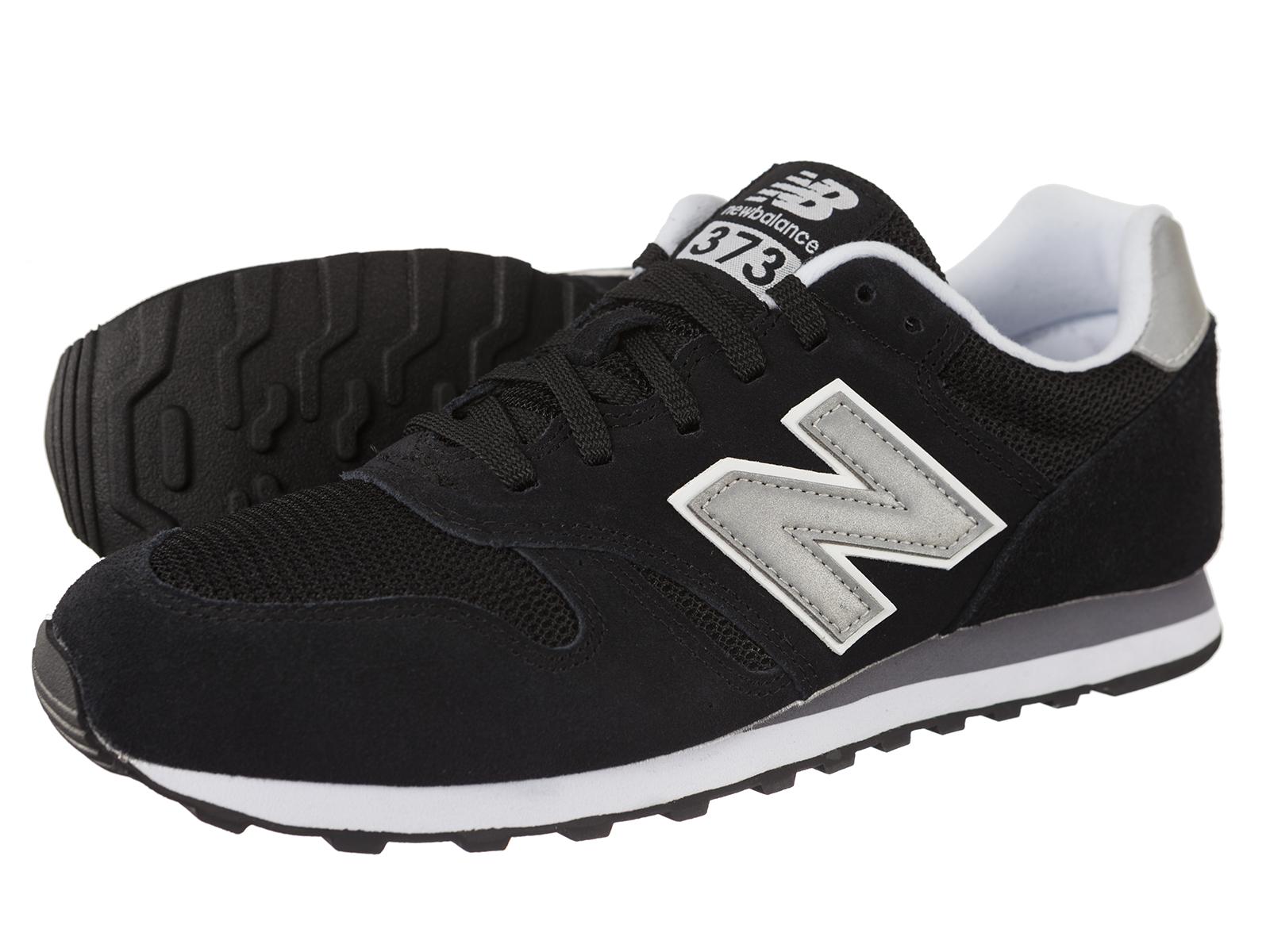New Balance 373 Sneaker Uomo Grigio Grey 45 EU w5V