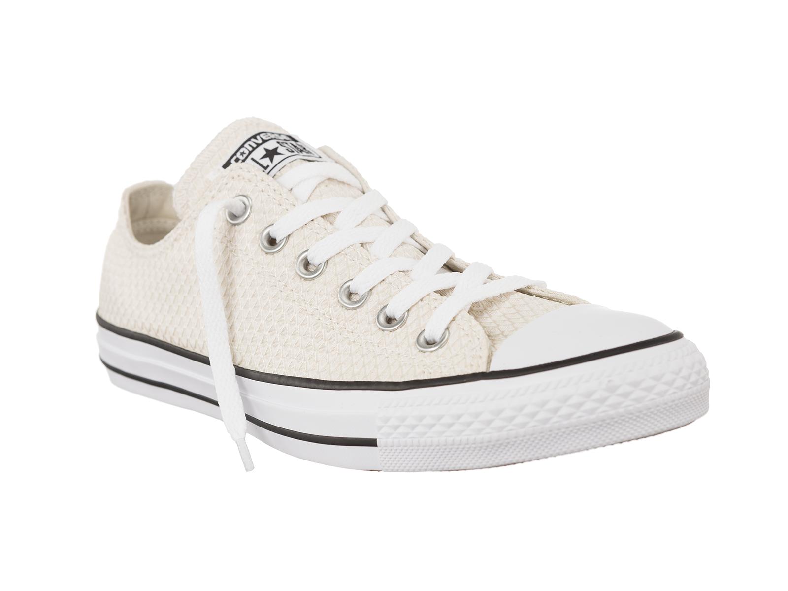 Converse Donna All Star Sneakers Scarpe Da Ginnastica Stringate Basse Righe