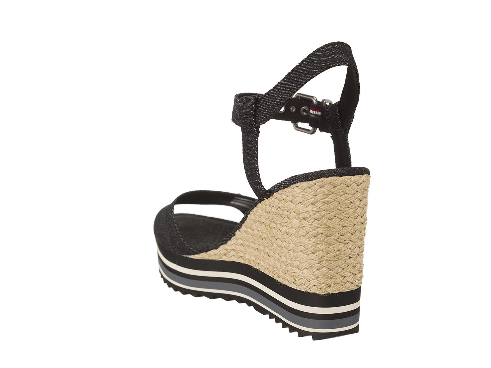tommy hilfiger originals veranice 1d damen 2017 sandalen. Black Bedroom Furniture Sets. Home Design Ideas