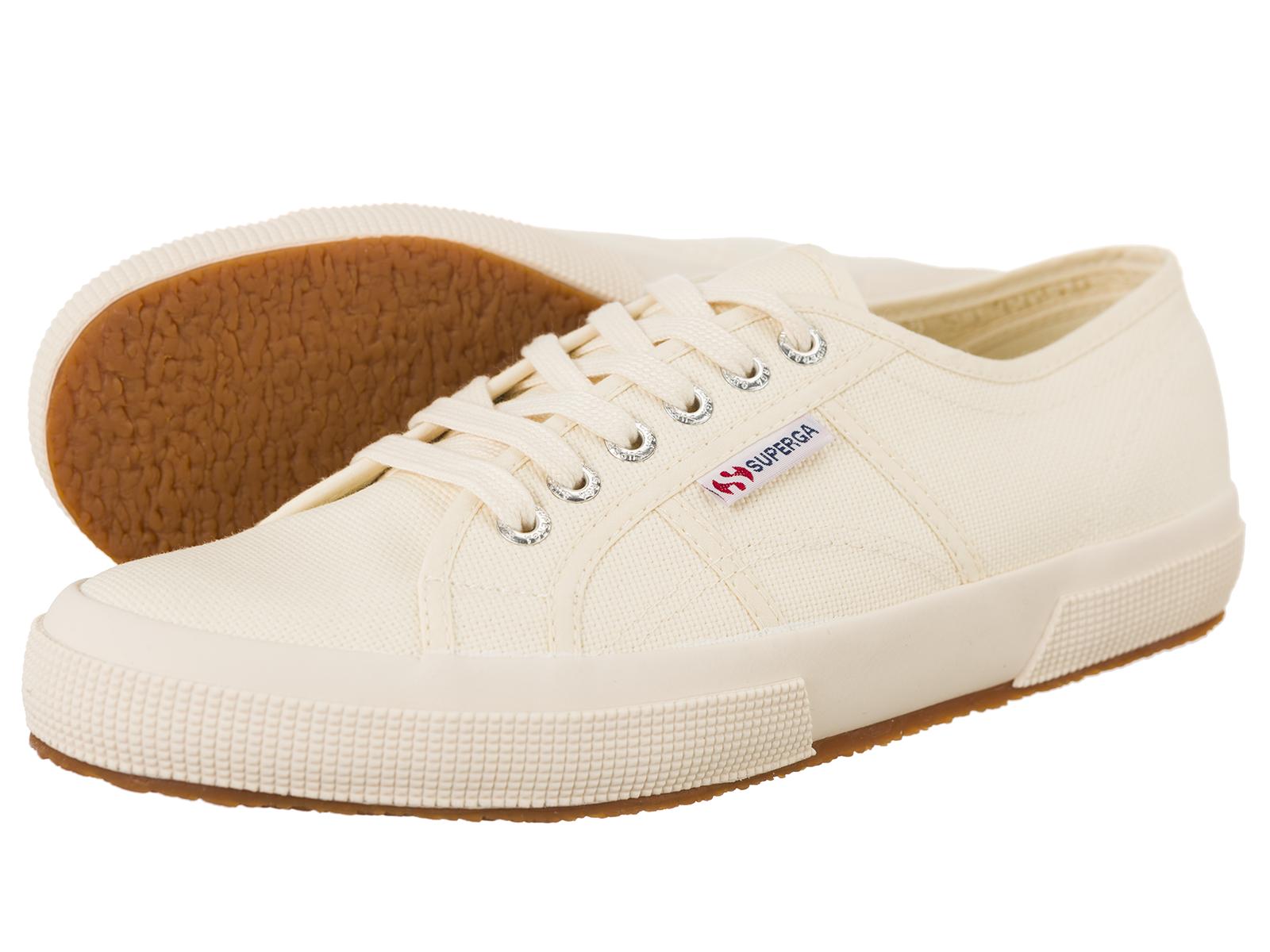 Superga 2750 Cotu Classic Sneakers Unisex Adulto Beige Ecru 912 35 H0O