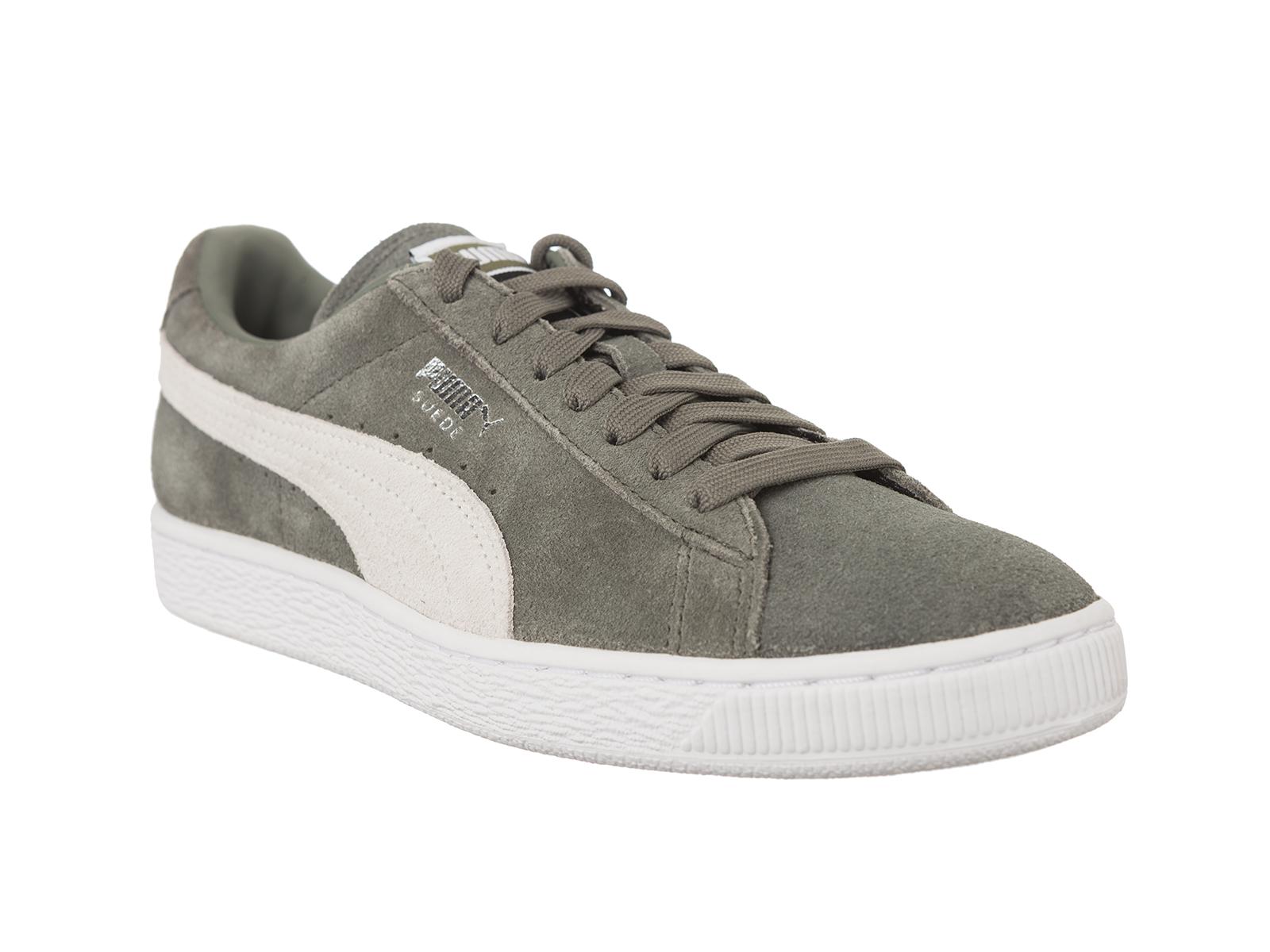 Puma Unisex Suede Classic Sneakers Scarpe Da Ginnastica Scamosciate Lacci Sport