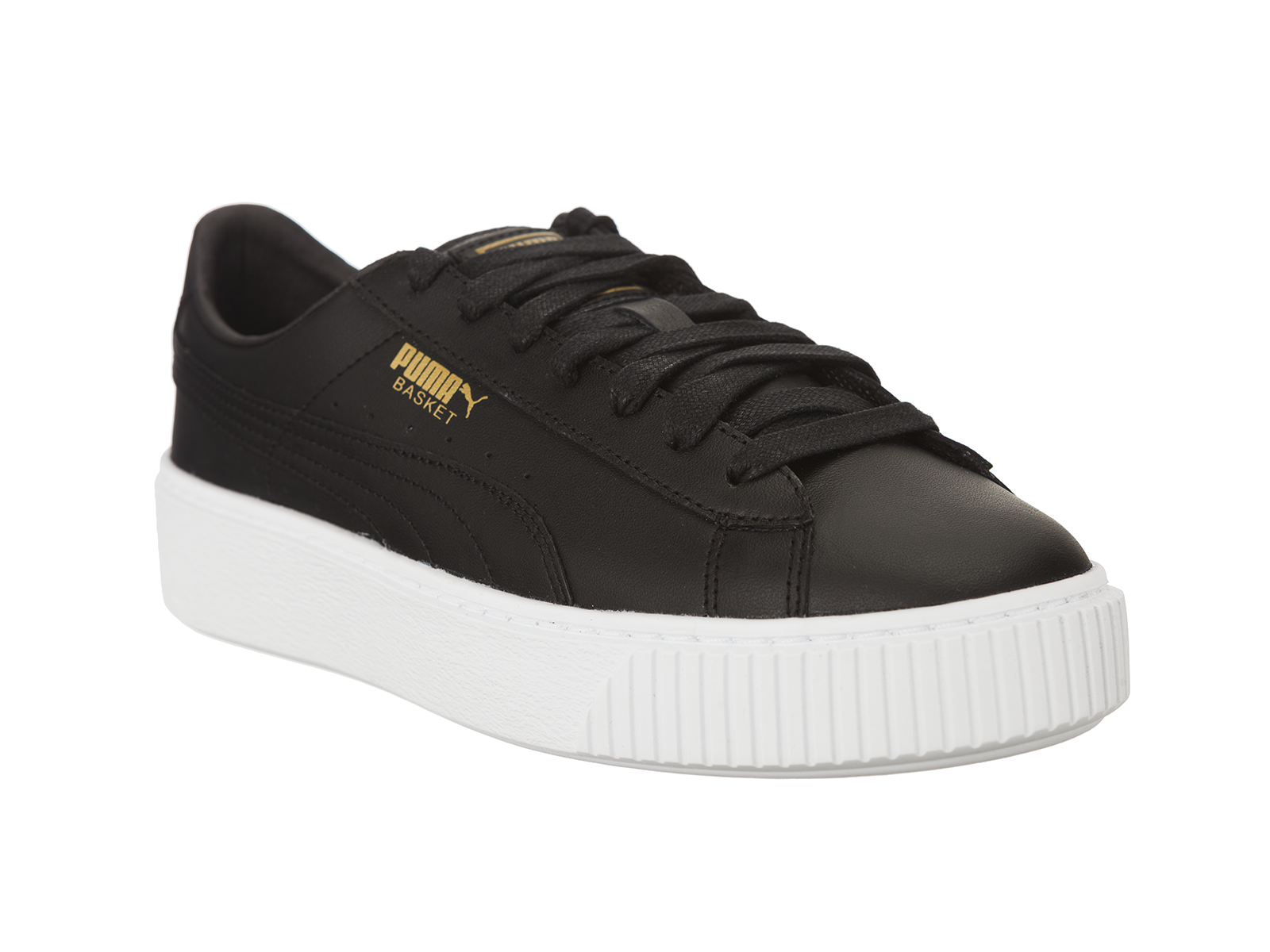 puma basket plattform damen sneaker plateau turnschuhe freizeit sportschuhe ebay. Black Bedroom Furniture Sets. Home Design Ideas