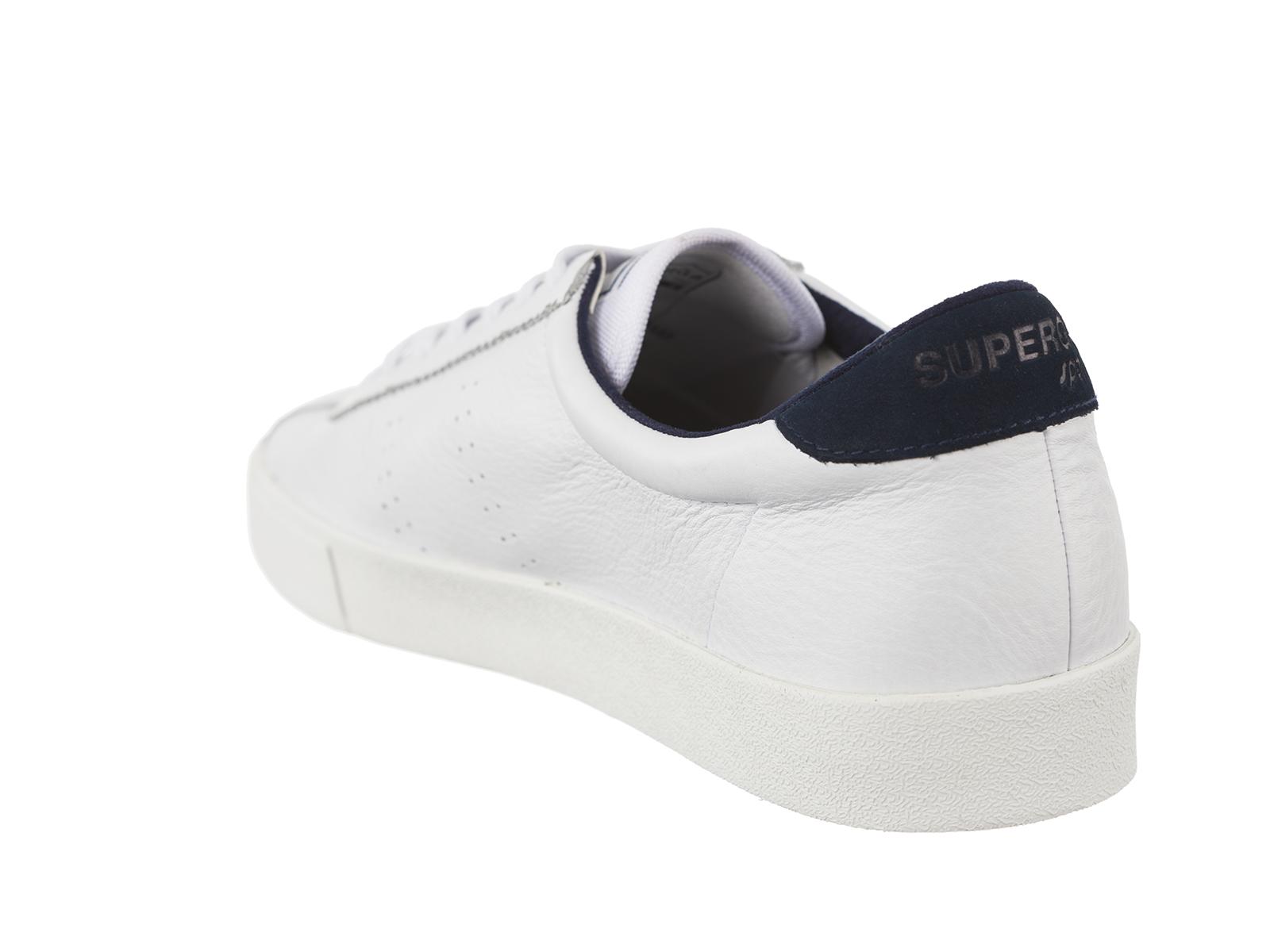 Superga Donna Sneakers Scarpe Da Ginnastica Tessili Stringate Alte Suola Spessa